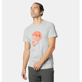 Mountain Hardwear X-Ray t-shirt Heren grijs